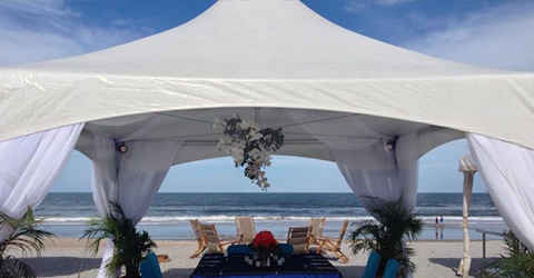 Jacksonville, FL Tent Rental