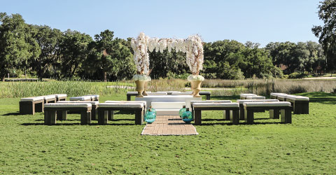 Jacksonville, FL Wedding Planning & Rental