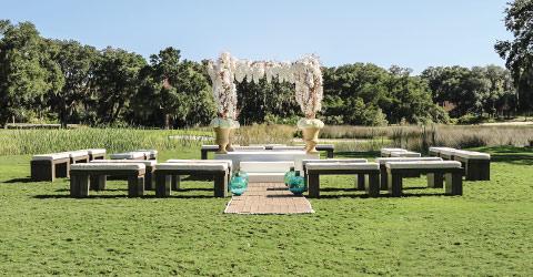 Jacksonville, FL Wedding Planning & Rental