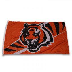 NFL Flag Cincinnati Bengals
