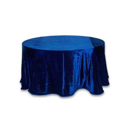 Blue Velvet 132 Round