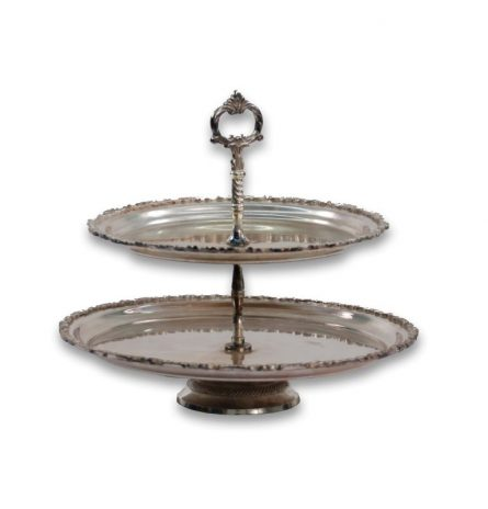 Cake Stand 2 Tier