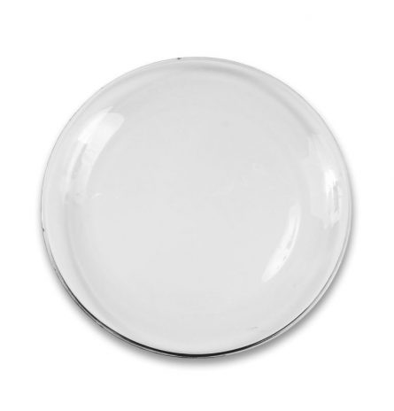 Clear Charger Plate