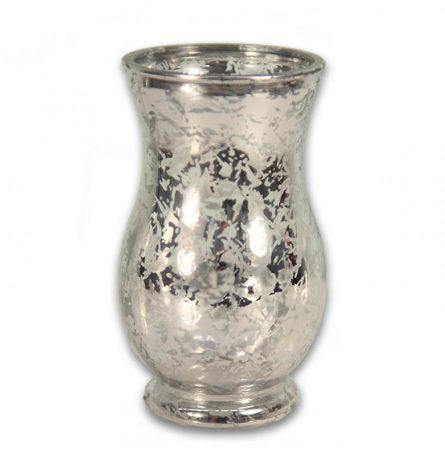 Mercury Glass Vase Rental | PRI Productions, Inc