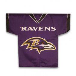 NFL Flag Baltimore Ravens Jersey
