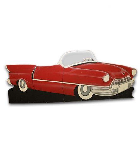 1950's Car Flat