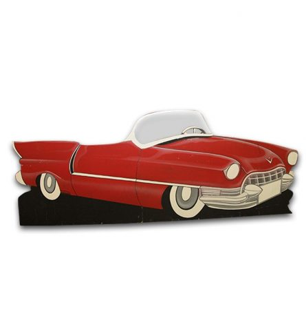 1950's Car Flat - Decor - Rental   PRI Productions, Inc.1950s Cars For Rent
