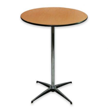 "24"" Highboy Table"