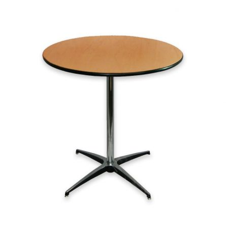 "30"" Round Cab Table"