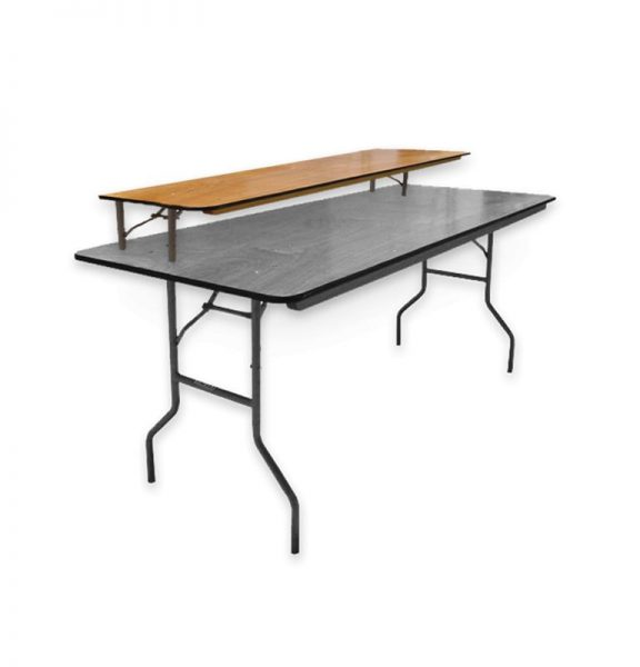 6 Table Riser