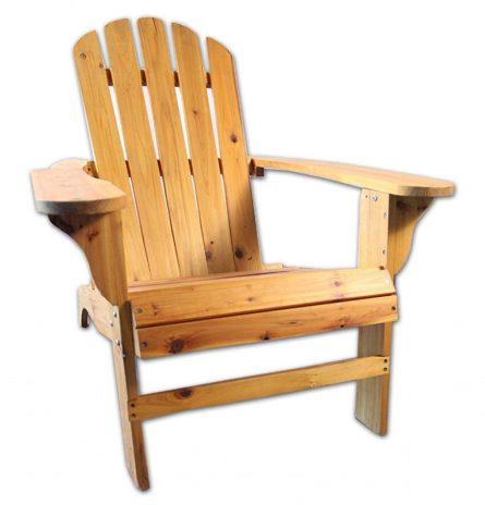 Adirondack Wooden Chair