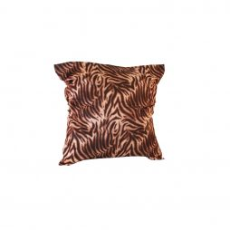Animal Print Spandex Pillow Cover