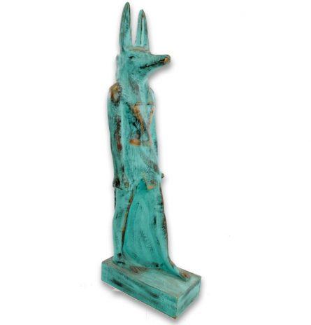 Anubis Statue Patina