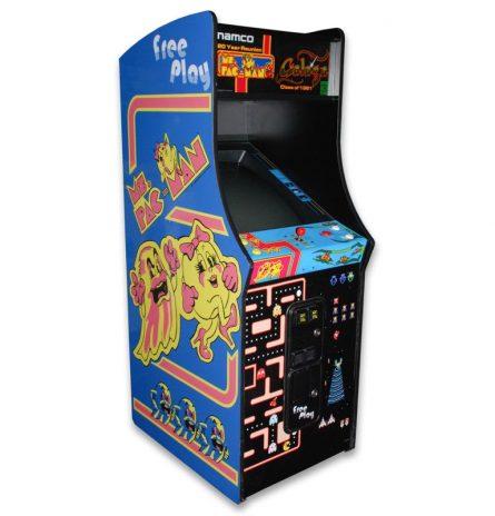 Arcade Game Ms Pac Man