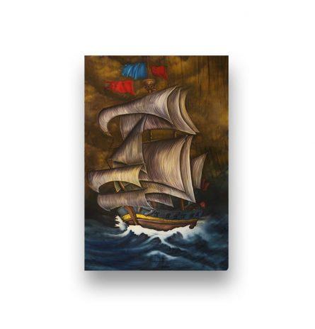 Backdrop Good Pirate Ship