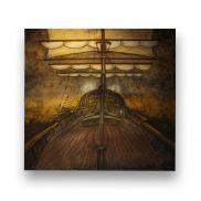 Backdrop Pirate Ship Deck