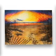 Backdrop Sun Dune