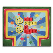 Backdrop The Price is Right