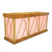 Bamboo Acrylic Bar