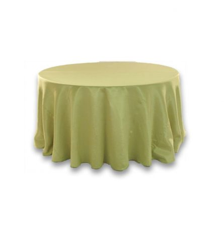 Bengaline Round Tablecloth Celadon