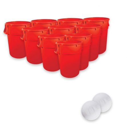 Beverage Pong Life Size