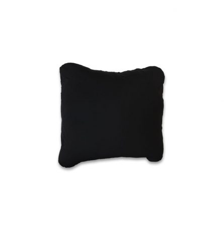 Black Spandex Pillow Cover