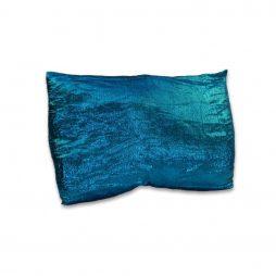 Blue Sparkle Pillow Cover