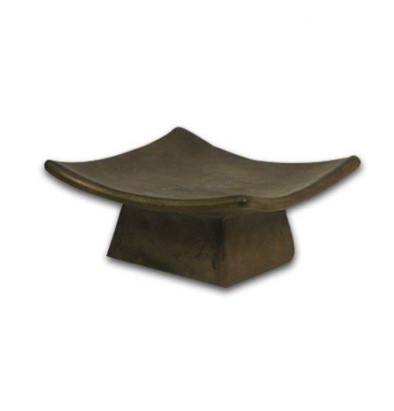 Brown Ceramic Dish