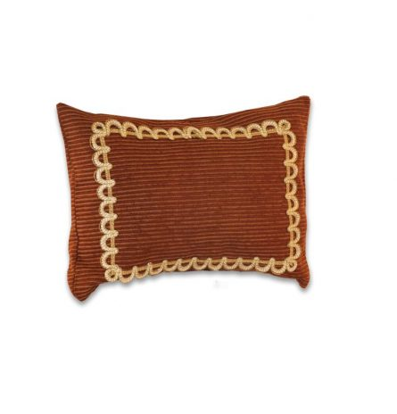 Brown Corduroy Pillow Cover