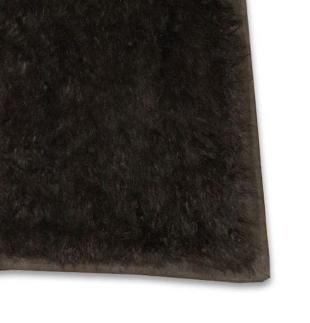 Brown Fur Rug