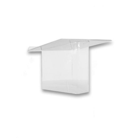 Clear Acrylic Podium Tabletop