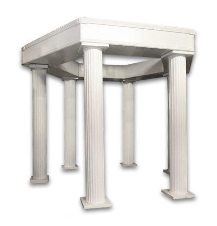 Column Gazebo