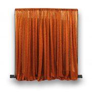 Copper Lava Drape