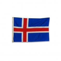Country Flag Iceland