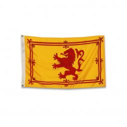 Country Flag Scottish Rampant Lion