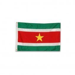 Country Flag Suriname