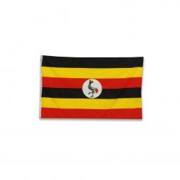 Country Flag Uganda