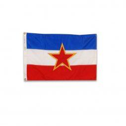 Yugoslavia Country Flag