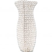 Crystal Globe Vase