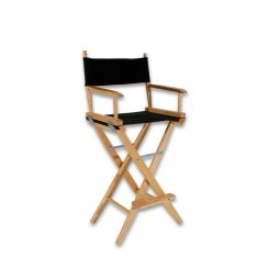 Black Director's Chair