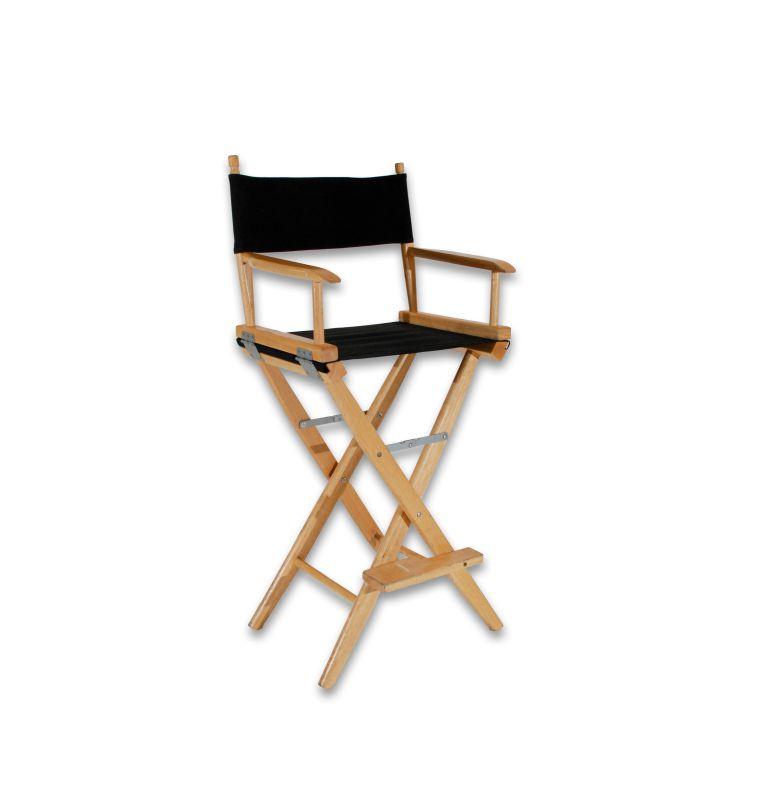 Black Directoru0027s Chair