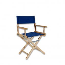 Directors Chair Blue