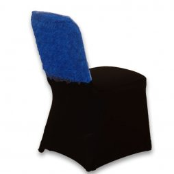 Eyelash Chair Cap Blue
