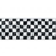 Flag Metallic Checkered