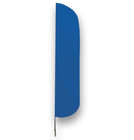 Flutter Flag Blue