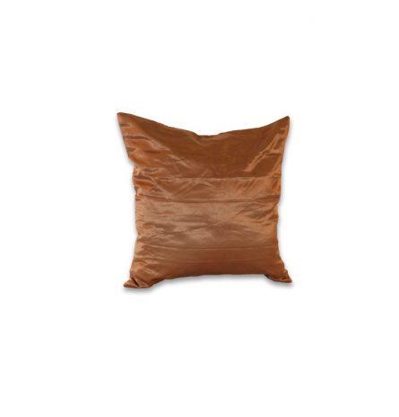 Gold Satin Pillow Cover