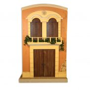 Italian House One Story Prop