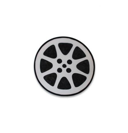 Film Reel Medallion