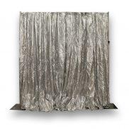 Metallic Drape