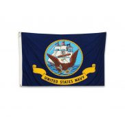 Military Flag US Navy